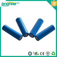 lithium batteries 18650 3.7v baterias with low price from china Colombia