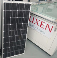 High Efficiency Monocrystalline Solar Panel 100watt