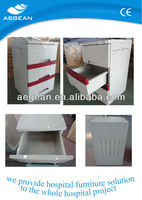 2014 AG-BC001 CE Approved abs beside cabinet medical health supplies