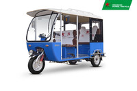 New Type CNG system motorized tricycle Made In China