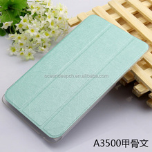 One face fold case for Lenovo a3500 protection