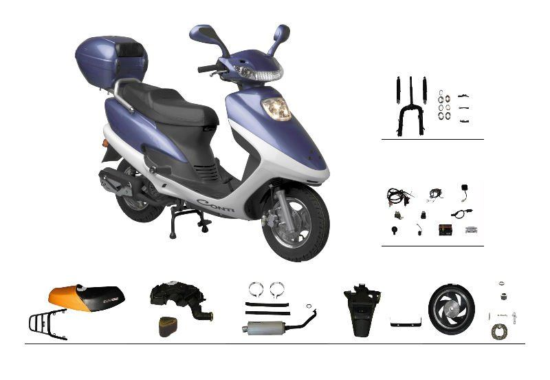 peugeot scooter parts