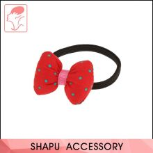 New Arrival Trendy Style Fashion Bowknot Multi Colors Cute Elastic Baby Hair Bands