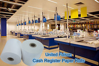 Thermall paper for cash/ pos /gas station
