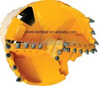 Water Well Drilling Rig Bucket, Clay Bucket For Drilling Rig Spare Parts