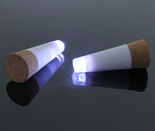 Birthday Party Wine Bottle Cork LED Candle Light USB charge