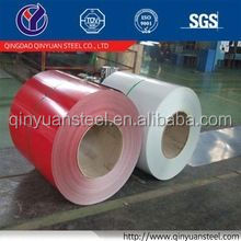 PPGI PPGL steel coil used for Roofing and Wall panel
