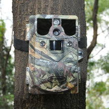 8 in 1 12mp HD 1080P game trail camera with Predator call function up to 85ft