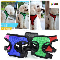 2016 new item !! high quality dog mesh harness