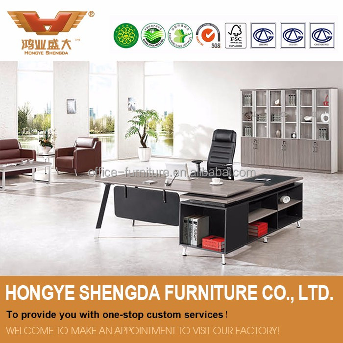 Modern Office Furniture New Design Manager Executive Table