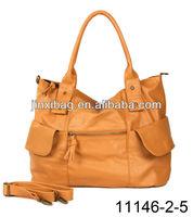 High quality cheap PU all name brand handbags