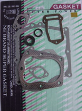 Chinese motorcycle parts / engine full gasket set kit
