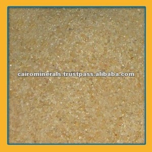 Filter Silica Sand Size 1mm-2mm for water Filtration Media
