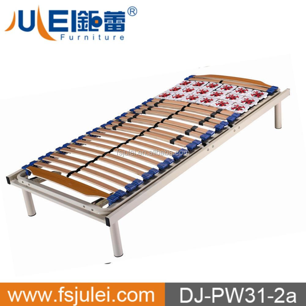 modern single size manual adjustable bed frame DJ-PW31-2a in nice color