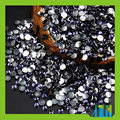 China wholesaler non hot fix resin bead rhinestones for clothing design