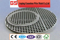 heavy duty steel plate grating trench cover