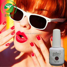 Metal Color Gel Nail Polish natural fast drying 12 Colors optional Easy soak off gel UV/LED