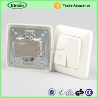 Cover plate 84*84mm switch tend switch on off switch waterproof