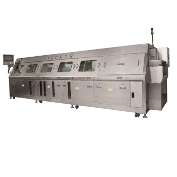 Full Automatic PCB Cleaning Machine for IGBT and SMT PCBA Cleaning line