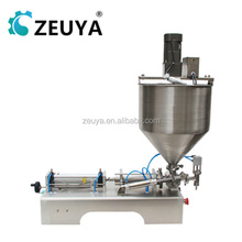Good Quality Semi-Automatic tooth paste filling machine G1WT Manufacturer