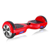 Smart drifting self scooter 6.5 inches two wheeled balancing scooter off road eletric scooter
