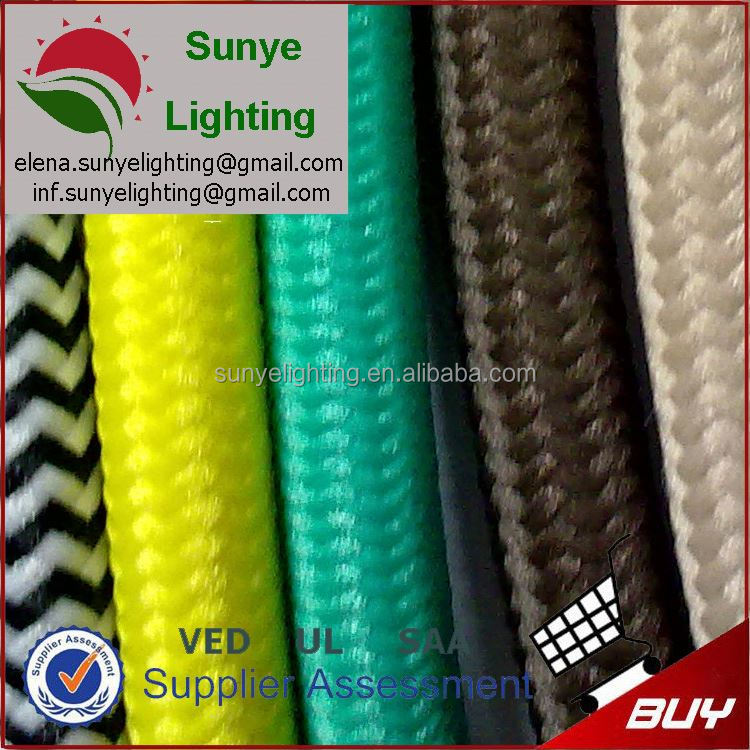 Customization Colorful approval t type copper/ constantan thermocouple wire