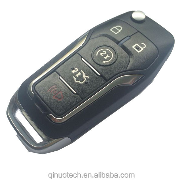 QN-RS350X,compatible with Ford Mondeo, Fiesta, Ford Focus 433Mhz or 315Mhz flip key universal car door opener remote