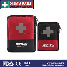 TR111 list of first aid kit gift first aid kit first aid kit medical red travel first aid kit