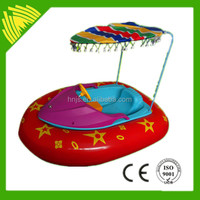 Amusement equipment inflatable rides new design water bumper car