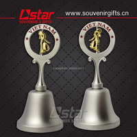 Custom design souvenir dinner bell