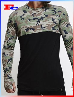 Hot Style Custom Fitness Wear Camo Fitted Custom Women Training Pants