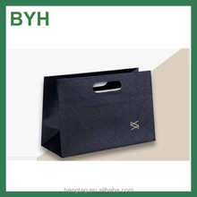 Echo-friendly Recycled Promotion Custom retail gift kraft raw materials paper bag without handles