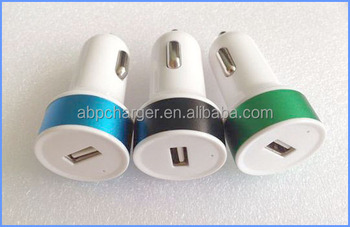 5V1A USB Single Port Car Charger
