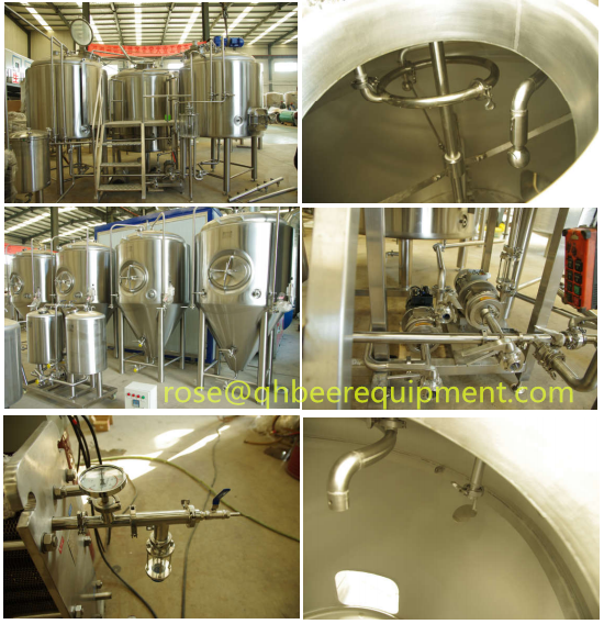 500l malt processing machine/beer serving tank/ micro brewing machine for sale