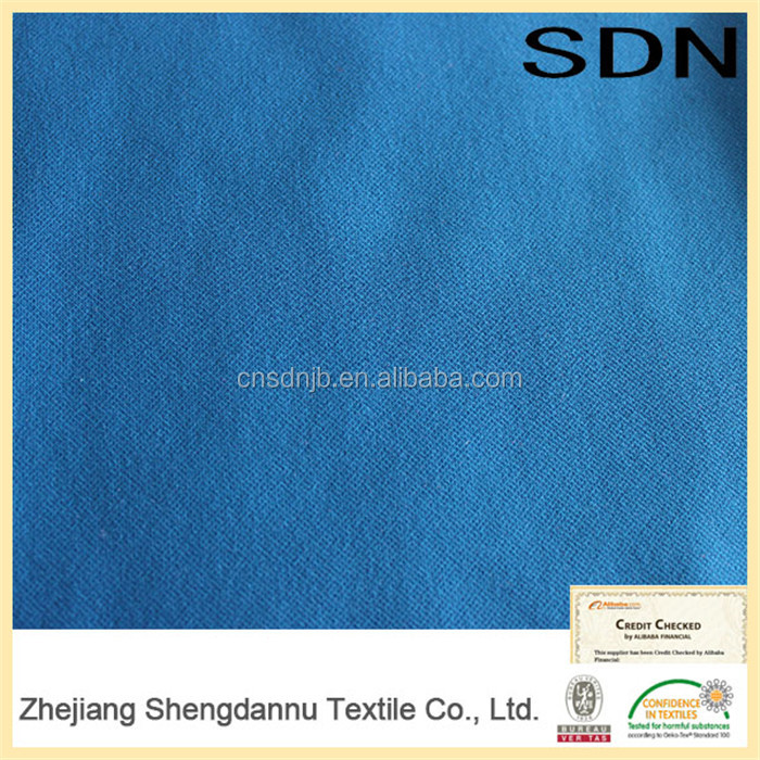 China Supplier High Quality Spandex Polyester Pongee Compsite With Fleece Fabric