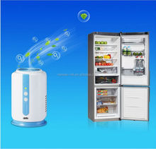 Battery powered refrigerator/fridge ozone generator for Remove Bad Smells