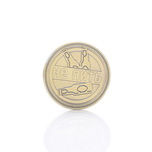 Factory Wholesale Quality Metal Coin Custom Fake Gold Old Coins
