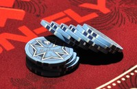 2015 OEM New Medieval Custom ceramic gaming chips good quality poker casino chips value