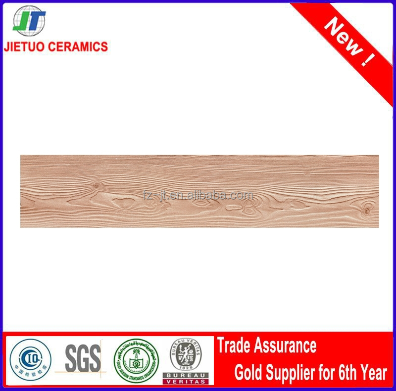 wood tiles 150*900 AAA grade wood flooring faux tile floors