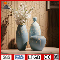 Ceramic show pieces for home decoration