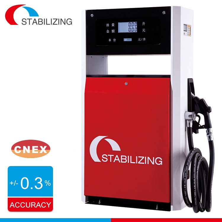 New Condition Stabilizing Fuel dispenser/gas station pumps equipment