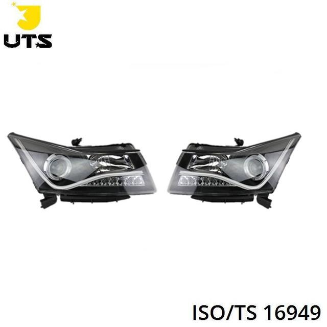 Auto led Head lamp , led head light For Cruze 2009 9047824 9047825 96828237 96828236