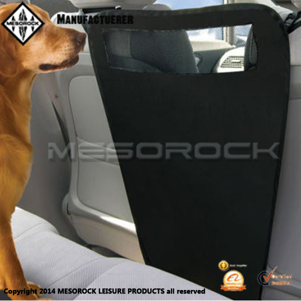 New Arrival Back Seat Dog Safety Gate Mesh Auto Travel Pet Car Barrier Net
