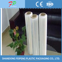 Lldpe Plastic Rolls Wrap Film for Pallet Wrapping