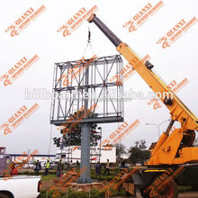 Outdoor advertising led billboard price