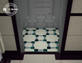 Durable PVC elevator mat 2mm thickness