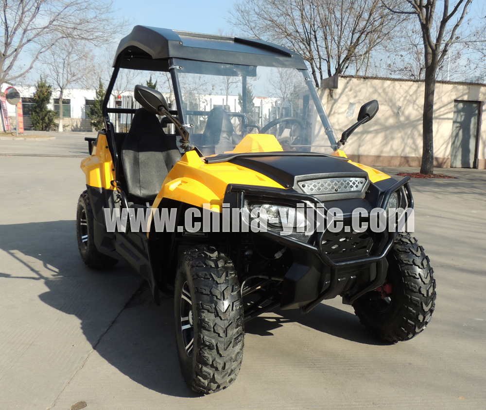 NEW 2 SEATS ELECTRIC UTV ELECTRIC VEHICLE