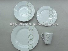 Newest hotsell arc opal dinner set manufactory