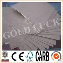 (Qingdao Gold Luck) Different Types of Wood MDF