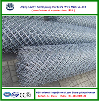 Diamond woven wire mesh 6 x 50 feet( Anping manufacturer )